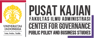 Center for Governance, Public Policy and Business Studies Logo